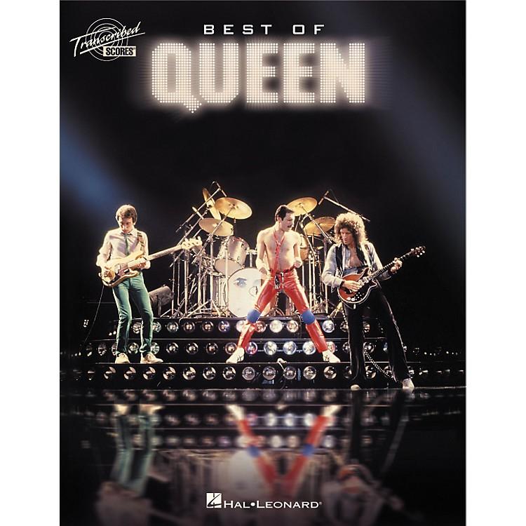 Hal LeonardBest of Queen