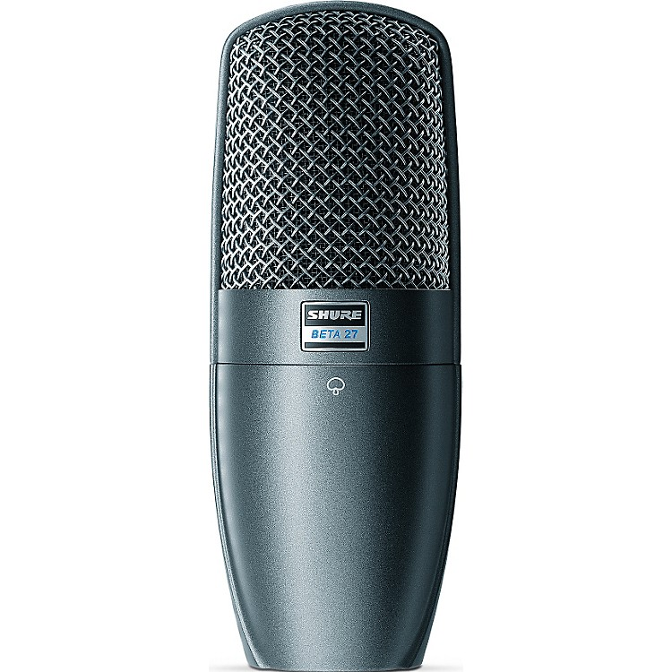 Shure Beta 27 Side-Address Microphone