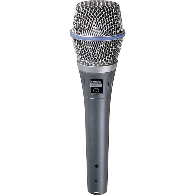ShureBeta 87C Cardioid Condenser Microphone