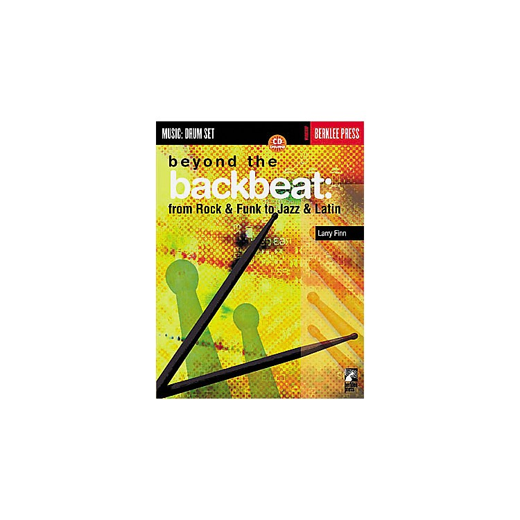 Hal Leonard Beyond the Backbeat Book/CD