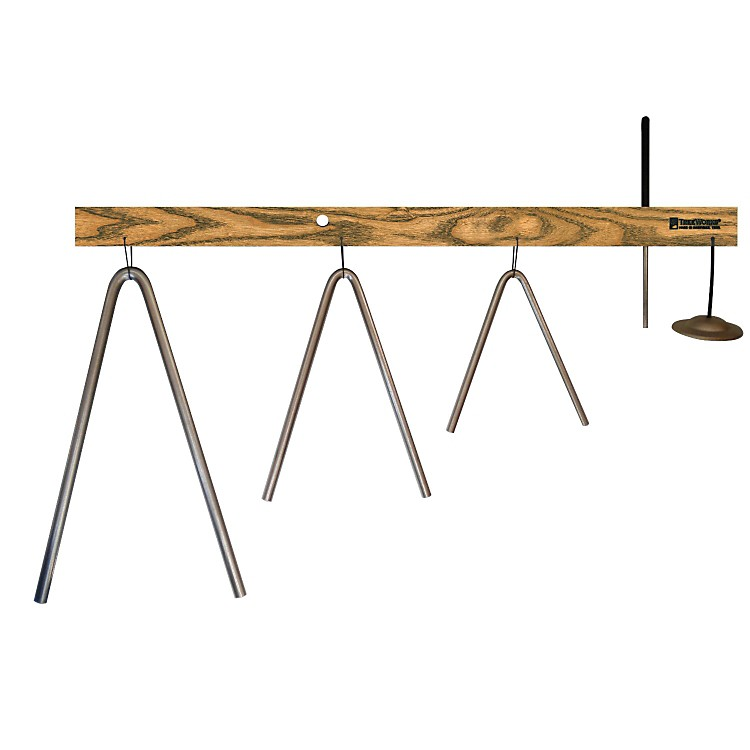 TreeWorksBi-Angle Tree with Beater & Finger Cymbal