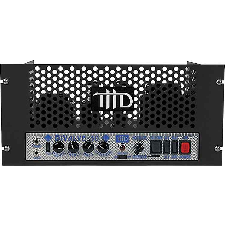 THDBiValve Rack-mounted Guitar Amp Head