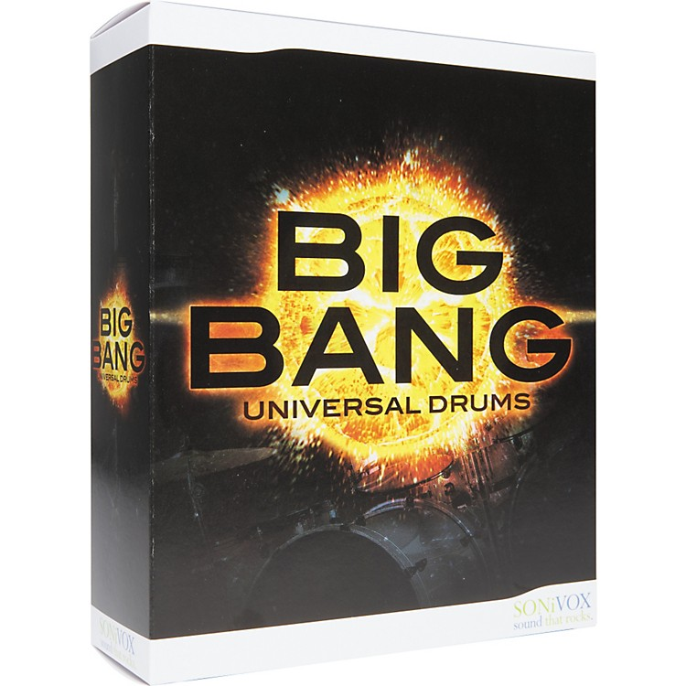 Sonivox Big Bang Universal Drums Software
