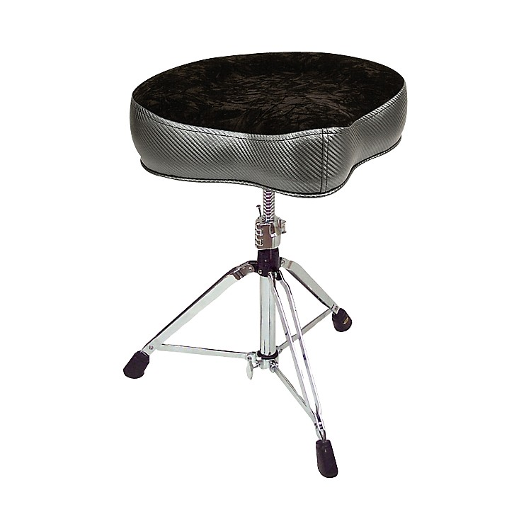 Pork Pie Big Boy Camouflage Drum Throne  Black/Charcoal Carbon