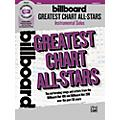 BELWIN Billboard Greatest Chart All-Stars Instrumental Solos Flute Book & CD Level 2-3
