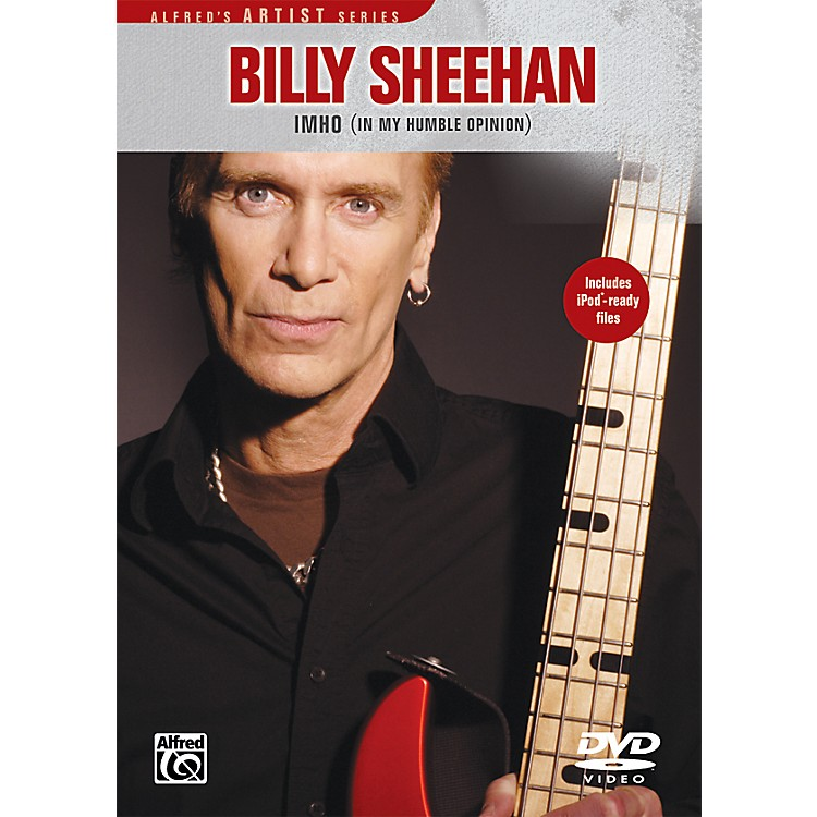 AlfredBilly Sheehan - IMHO (In My Humble Opinion) DVD