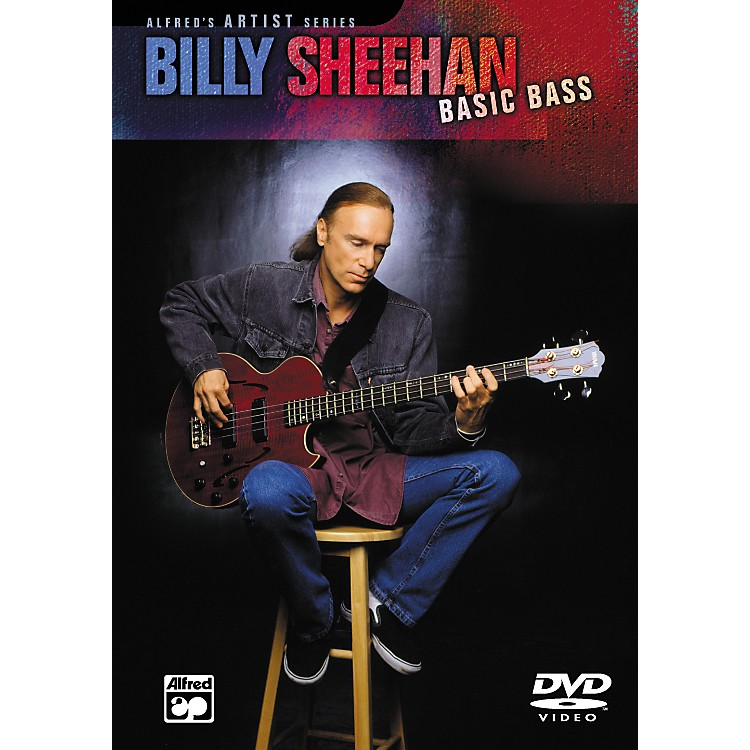 Alfred Billy Sheehan: Basic Bass (DVD)