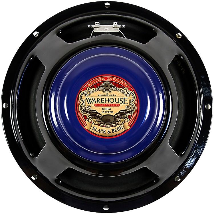 Warehouse Guitar SpeakersBlack & Blue 12