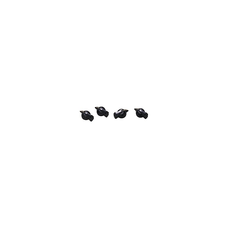 Fender Black Chicken-Head Amplifier Knobs