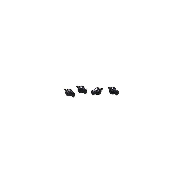 FenderBlack Chicken-Head Amplifier Knobs