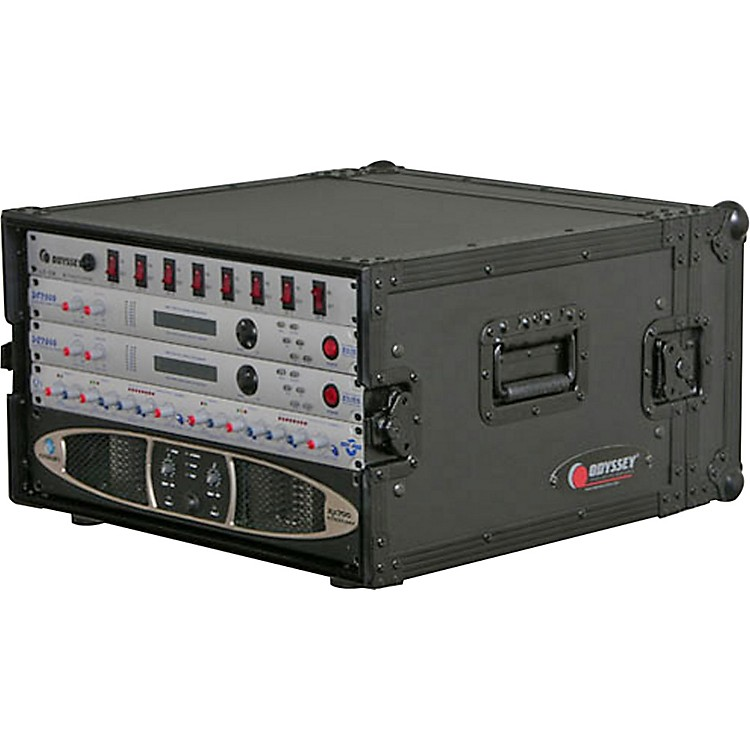Odyssey Black Label Amp Rack
