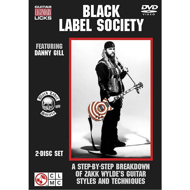 Cherry LaneBlack Label Society: Legendary Licks Guitar DVDs