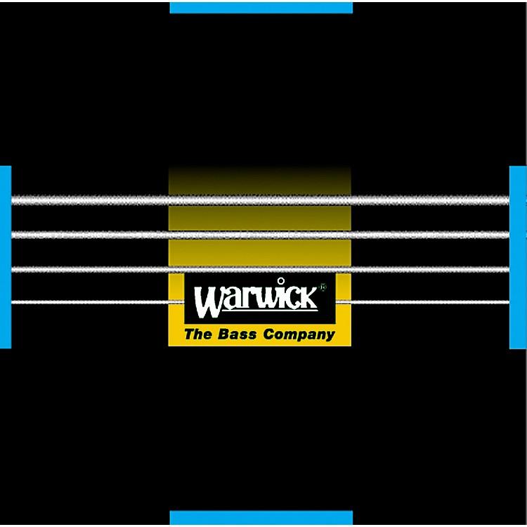WarwickBlack Label Stainless Medium 4-String Bass Strings