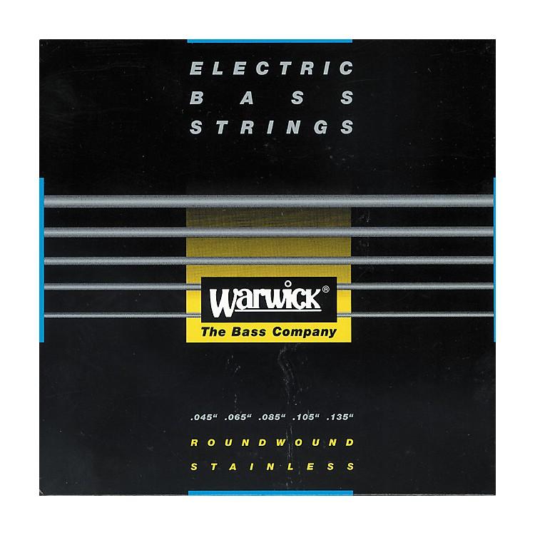 WarwickBlack Label Stainless Medium 5-String Bass Strings