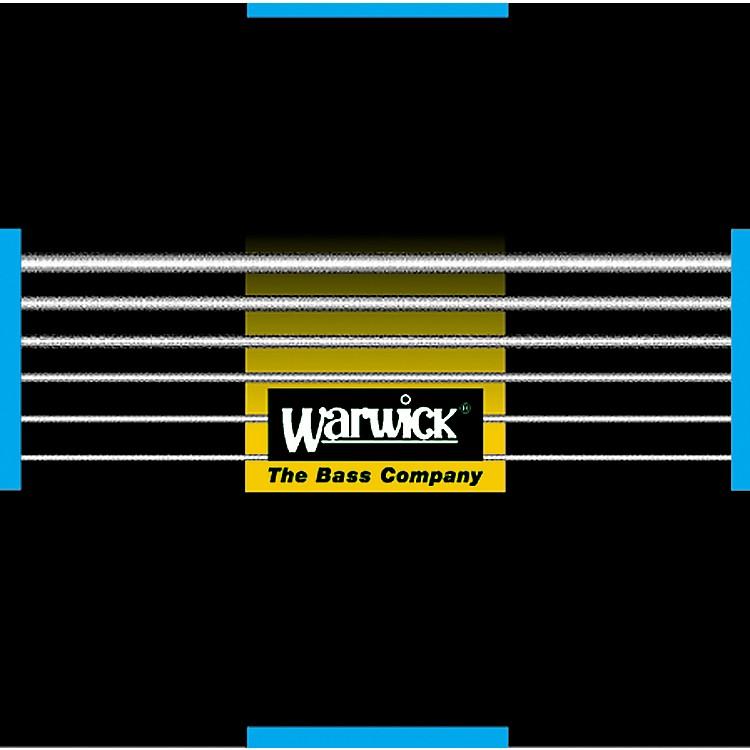 WarwickBlack Label Stainless Medium 6-String Bass Strings
