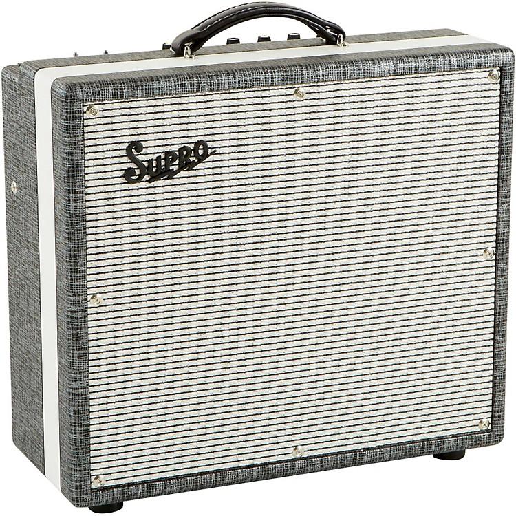 SuproBlack Magick 25W 1x12 Tube Guitar Combo Amp