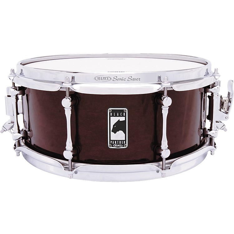 MapexBlack Panther Cherry Bomb Snare Drum13X5.5