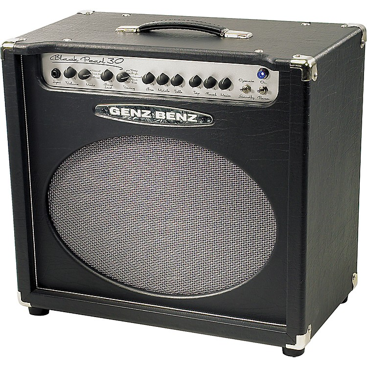 Genz Benz Black Pearl 1X12 Combo Amp