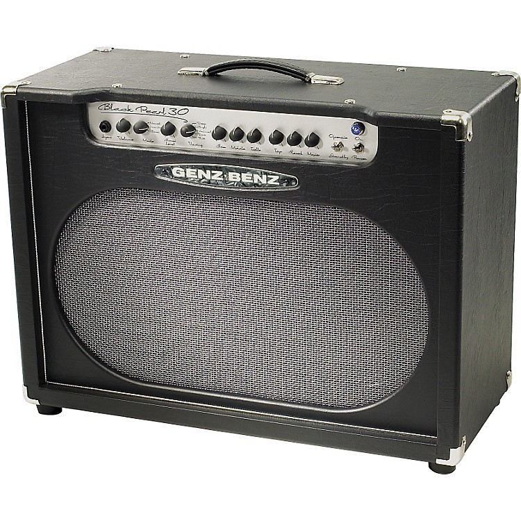 Genz Benz Black Pearl 2X12 Combo Amp
