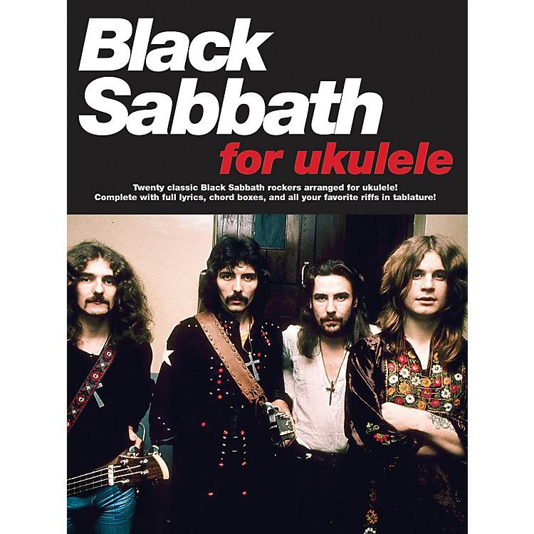 Music SalesBlack Sabbath For Ukulele Songbook