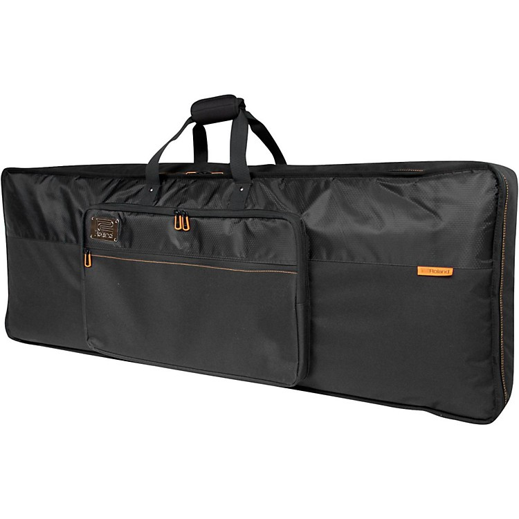 RolandBlack Series Keyboard Bag with Backpack Straps61 Key