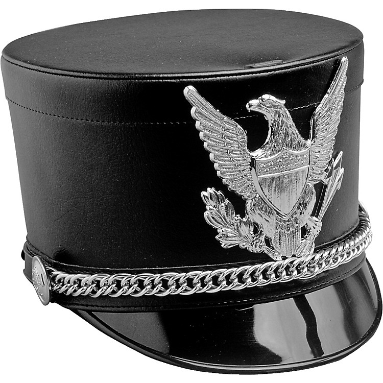 Director's Showcase Black Shako Hat