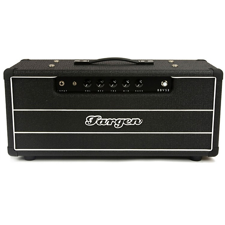 Fargen Amps Blackbird VS2 Tube Guitar Amplifier Head Black