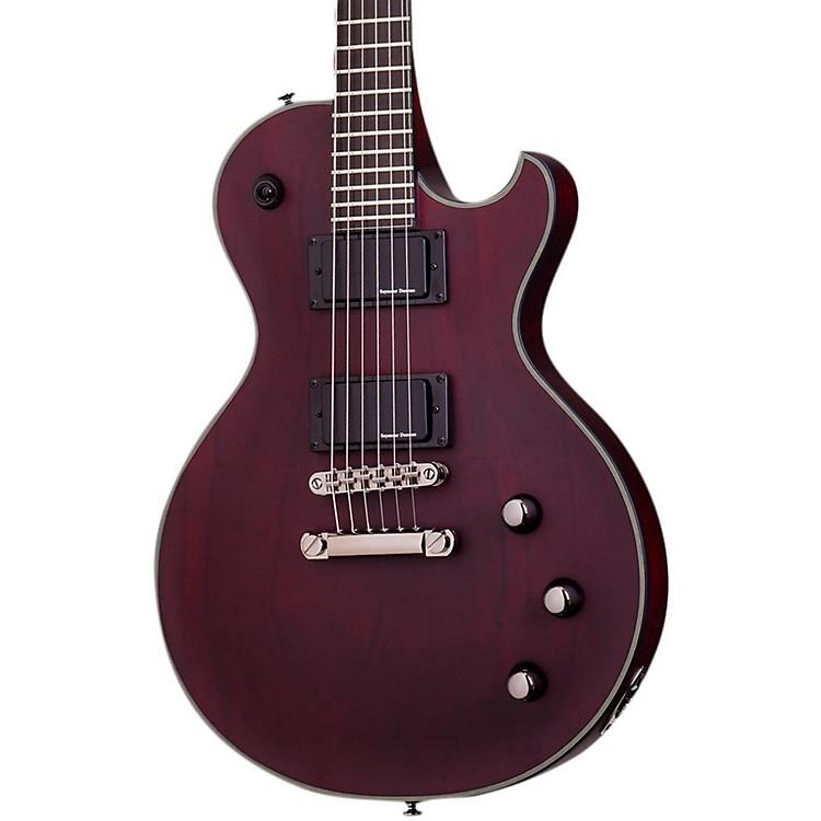 Schecter Guitar ResearchBlackjack ATX Solo-II Electric GuitarSatin Vampire Red