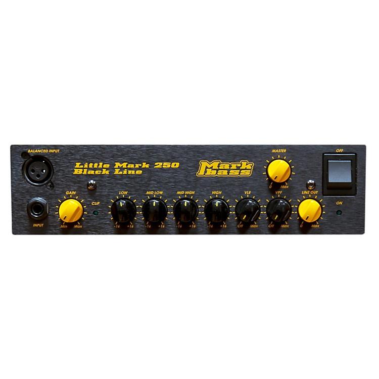 MarkbassBlackline Little Mark 250 250W Bass Amp HeadBlack