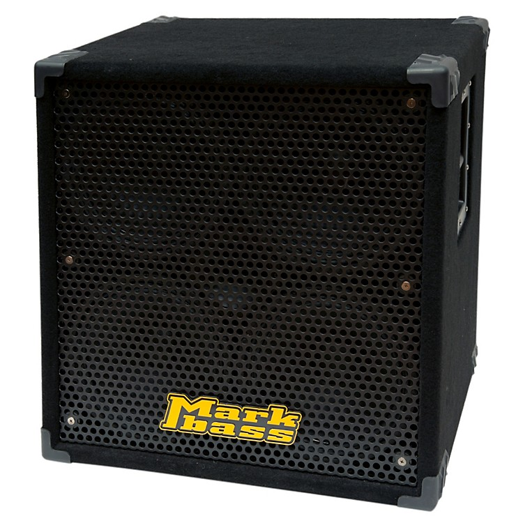 Markbass Blackline Standard 104HR 200W 4x10 Bass Speaker Cabinet Black