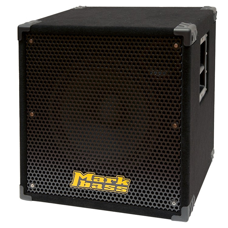 Markbass Blackline Standard 151HR 200W 1x15 Bass Speaker Cabinet Black