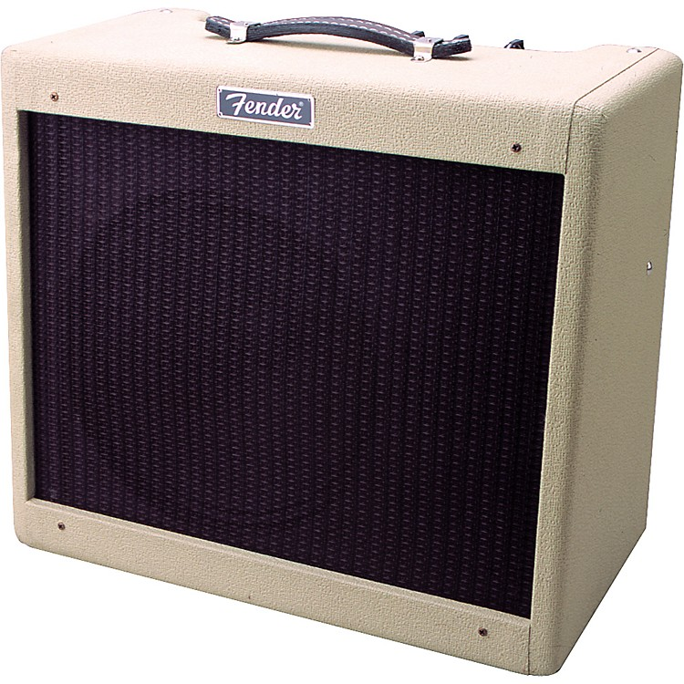 Fender Blonde Blues Junior Guitar Amp