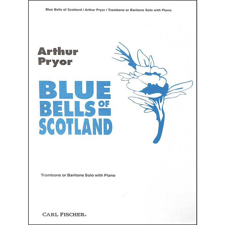 Carl Fischer Blue Bells Of Scotland