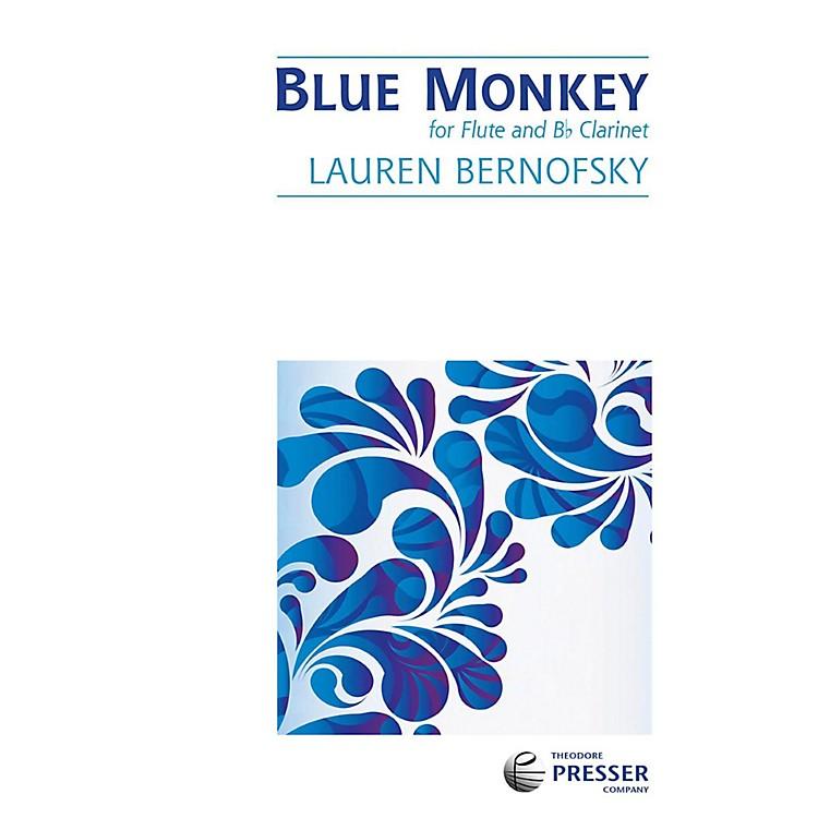 Carl FischerBlue Monkey - Flute and Bb Clarinet