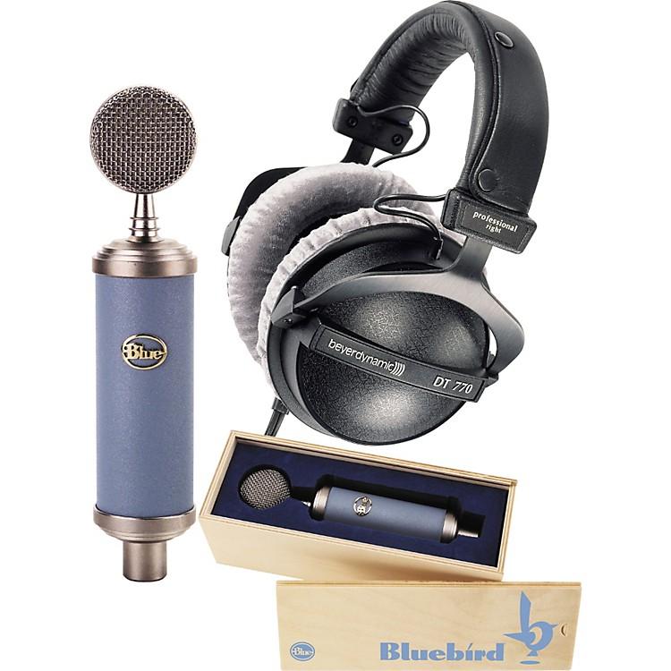 BLUEBluebird Mic and DT 770 PRO 80 Headphone Pack