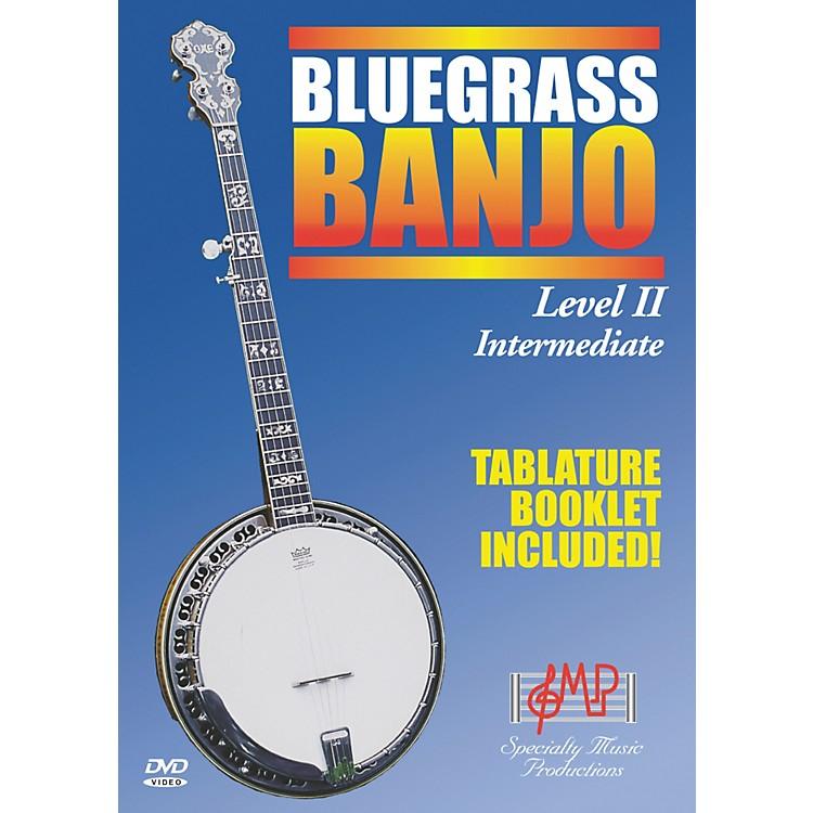 Specialty Music ProductionsBluegrass Banjo Level II Intermediate (DVD)