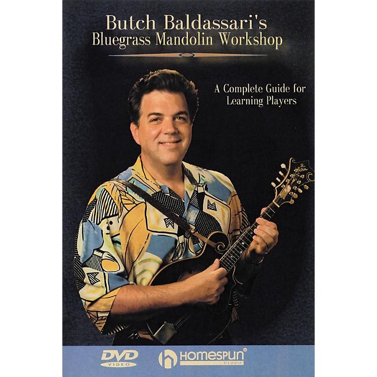 HomespunBluegrass Mandolin Workshop (DVD)