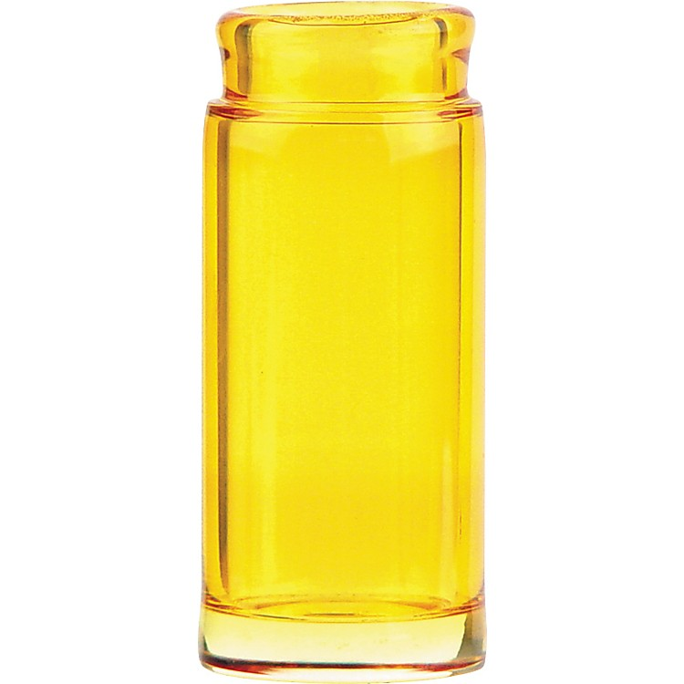 Dunlop Blues Bottle Slide Regular Wall Large Yellow