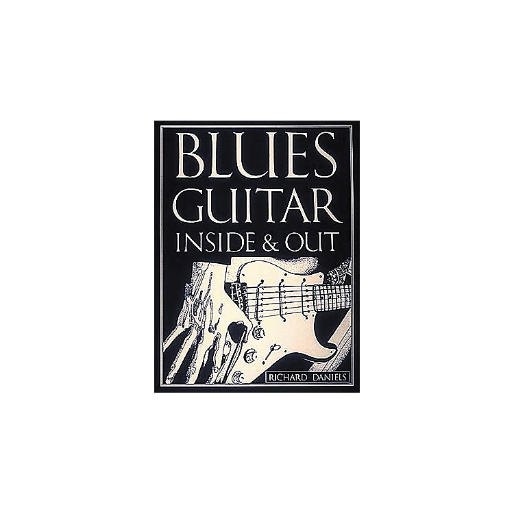 Hal Leonard Blues Guitar Inside And Out