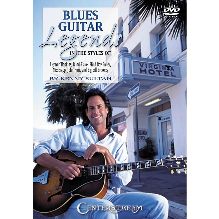 Centerstream PublishingBlues Guitar Legends DVD