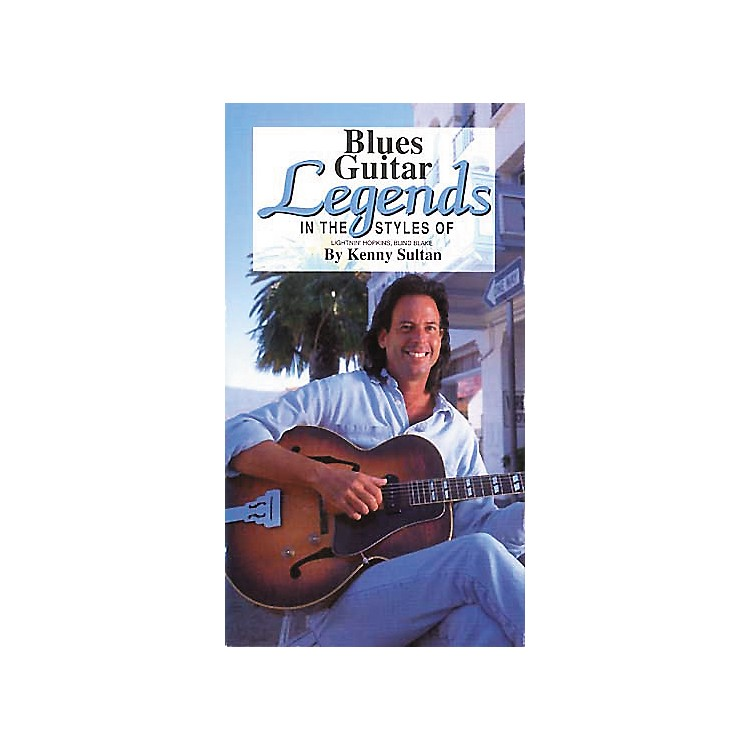 Centerstream Publishing Blues Guitar Legends (VHS)