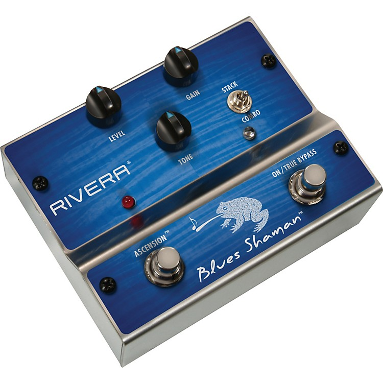Rivera Blues Shaman Overdrive Guitar Effects Pedal