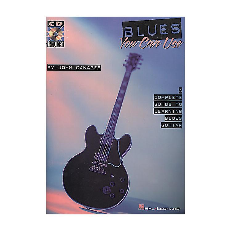 Hal LeonardBlues You Can Use Book/CD