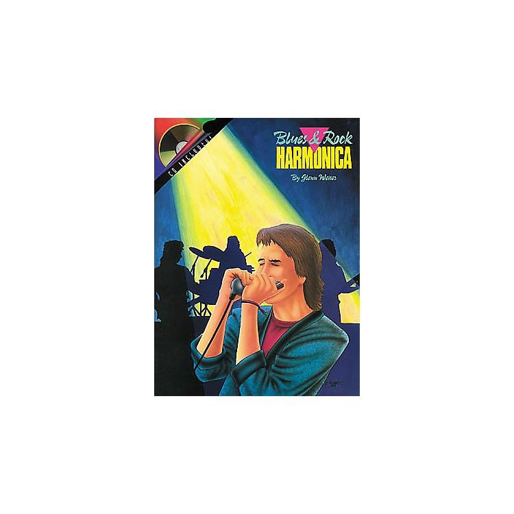 Hal LeonardBlues and Rock Harmonica Book/CD
