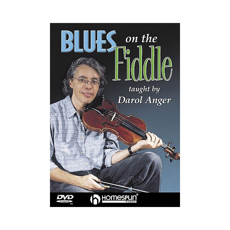 HomespunBlues on the Fiddle (Book/DVD)