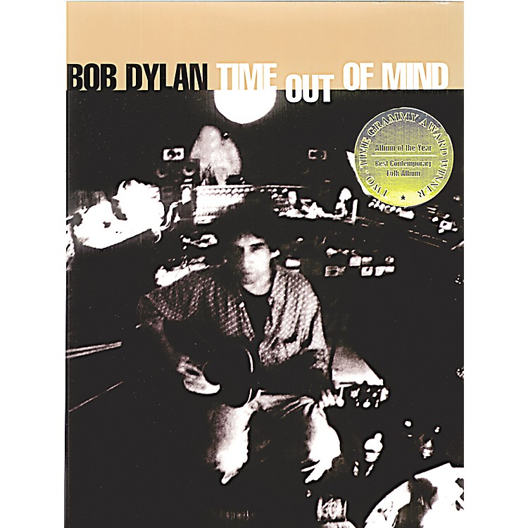Music Sales Bob Dylan: Time Out of Mind