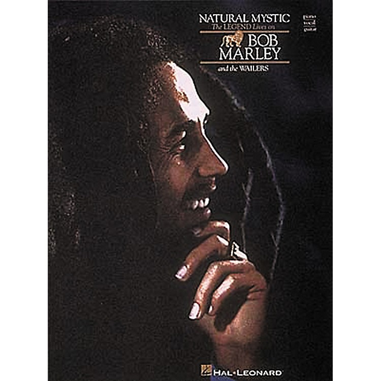 Hal Leonard Bob Marley - Natural Mystic Piano, Vocal, Guitar Songbook