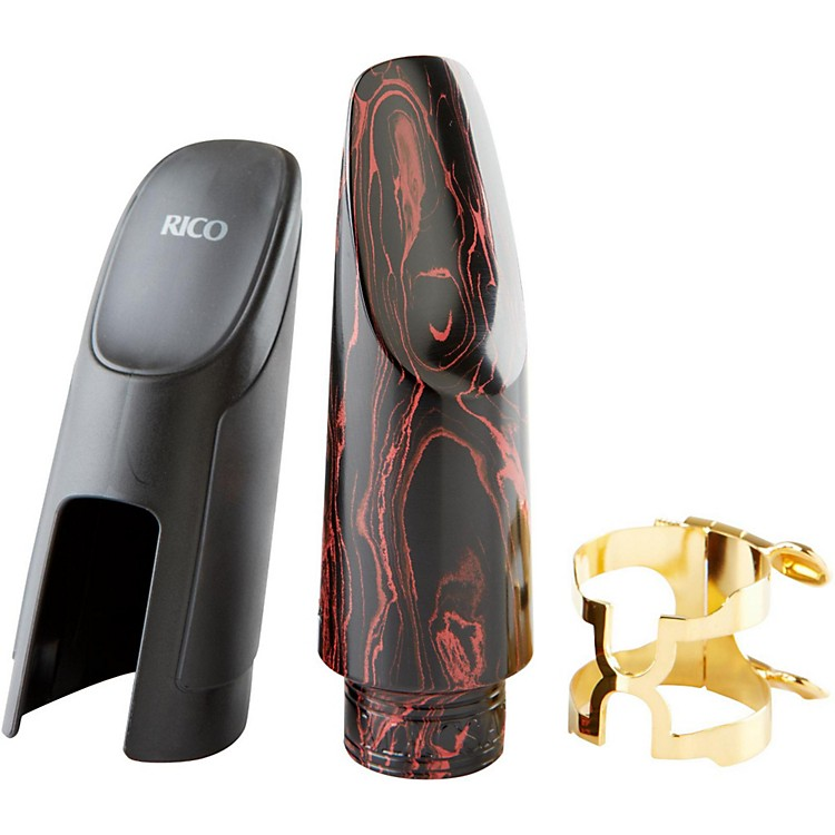 MACSAX Bob Sheppard Red Marble HR Tenor Saxophone Mouthpiece 8
