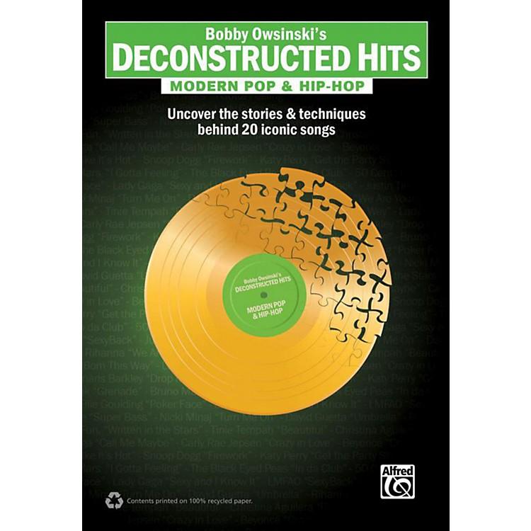 AlfredBobby Owsinski's Deconstructed Hits: Modern Pop & Hip-Hop Book