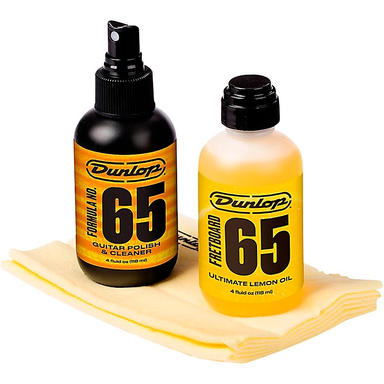 DunlopBody and Fingerboard Cleaning Kit